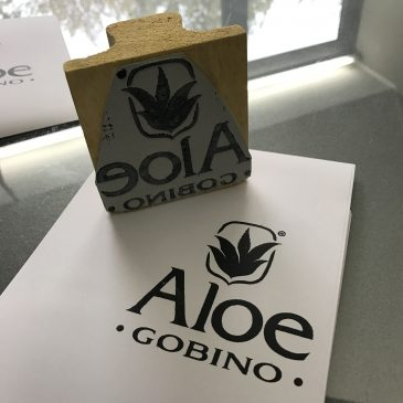 Aloe Gobino: timbro
